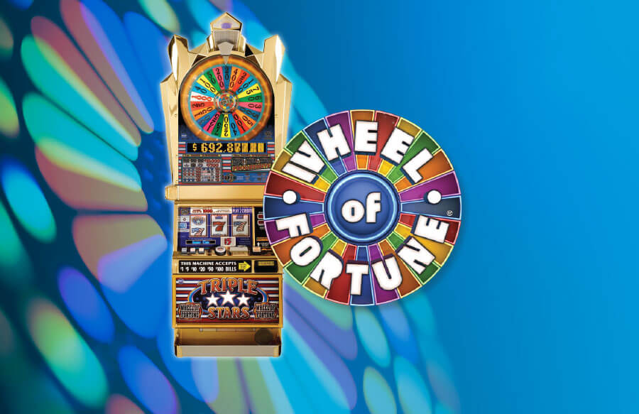 Play Wheel of Fortune slot online and win real money