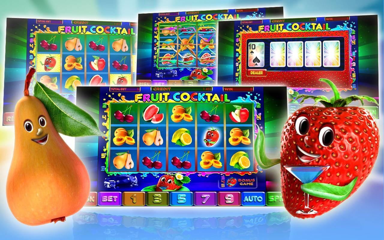Fruit slots – play slots for free and without registration